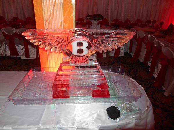 Bentley Sculpture