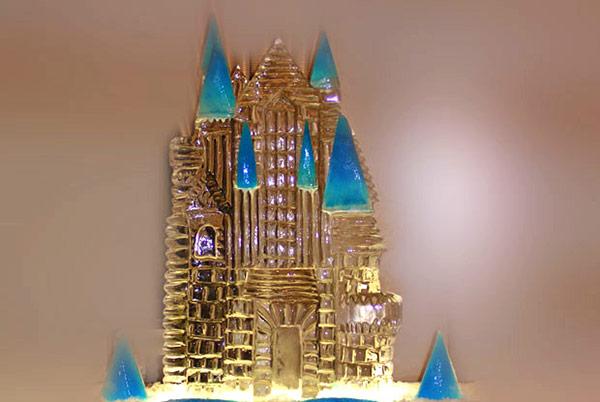 Blue Top Castle