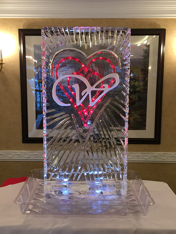 Heart Light Freeze-in with Logo
