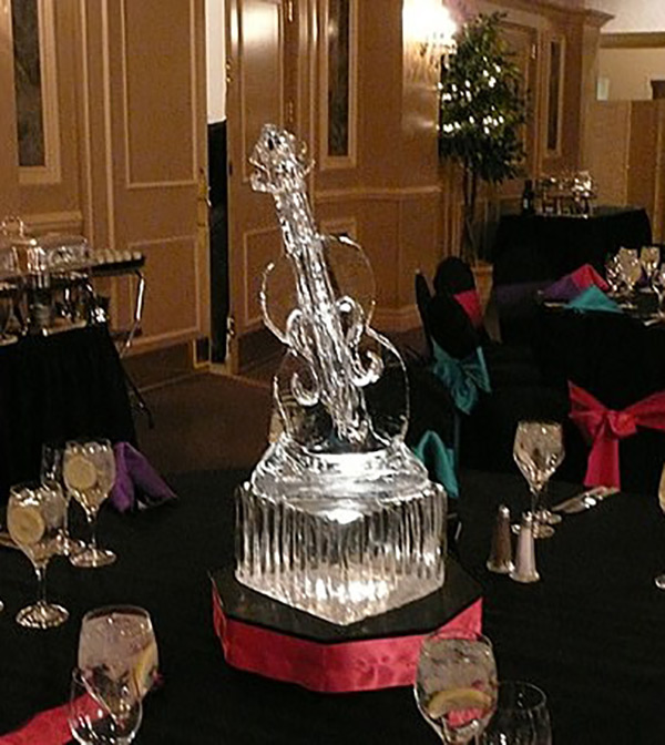 Violin-Centerpiece