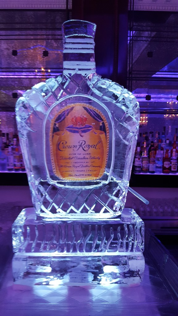 007 Crown Royal Bottle with Insert