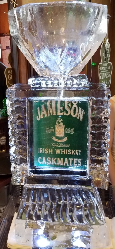 011 Jameson Luge with Insert