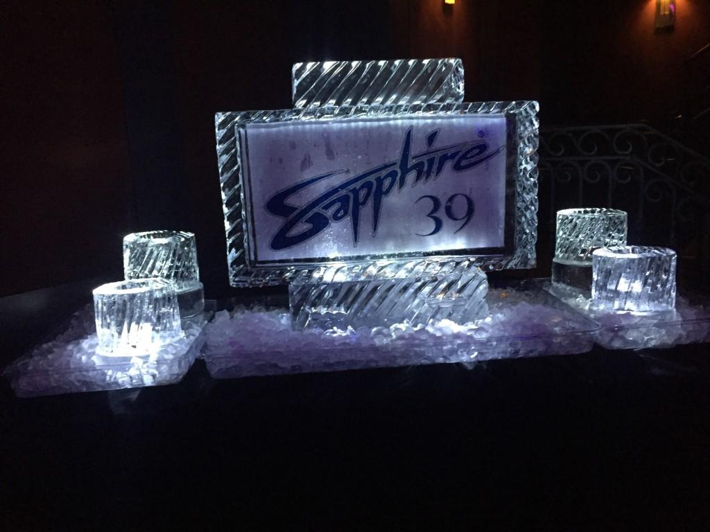 025 ShapphireBottle Display