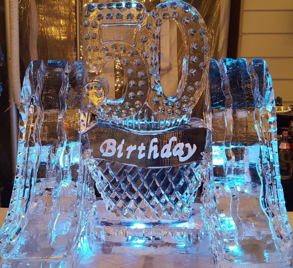50th Birthday Luge