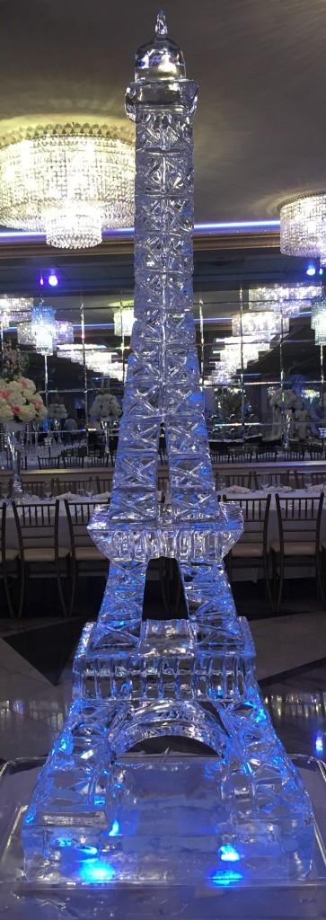 50-inch Fancy Eiffel Tower