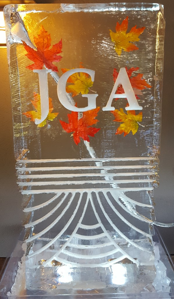 Fall Leaves Freeze-ins Luge