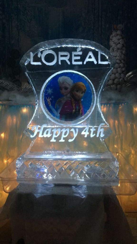 Frozen Happy 4th 742