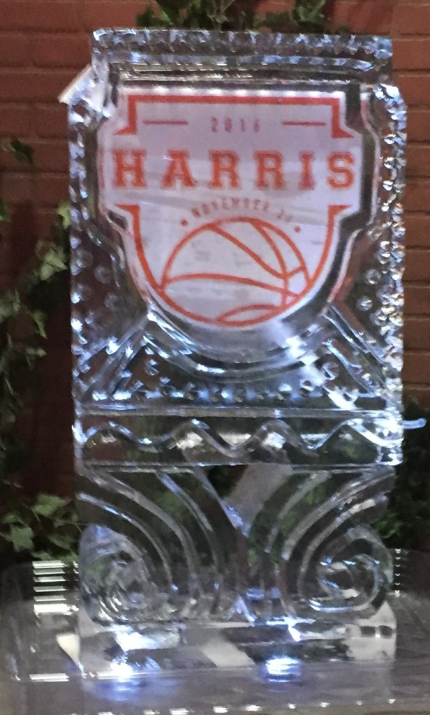 Harris Basketball with Insert