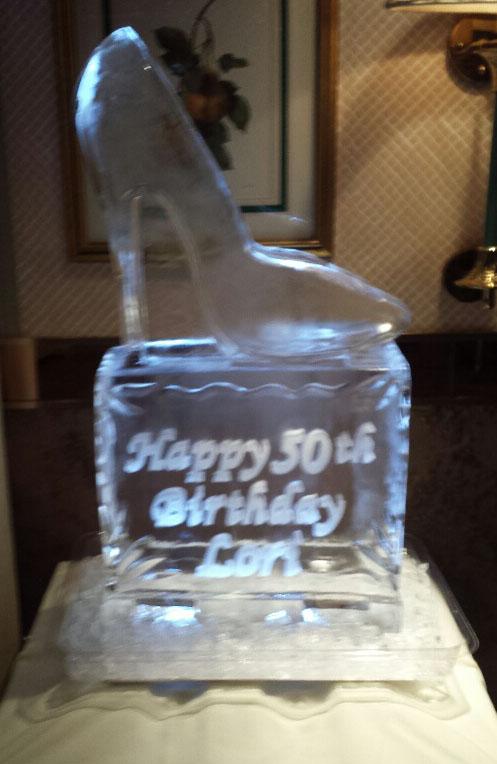 High Heel 50th Birthday 852