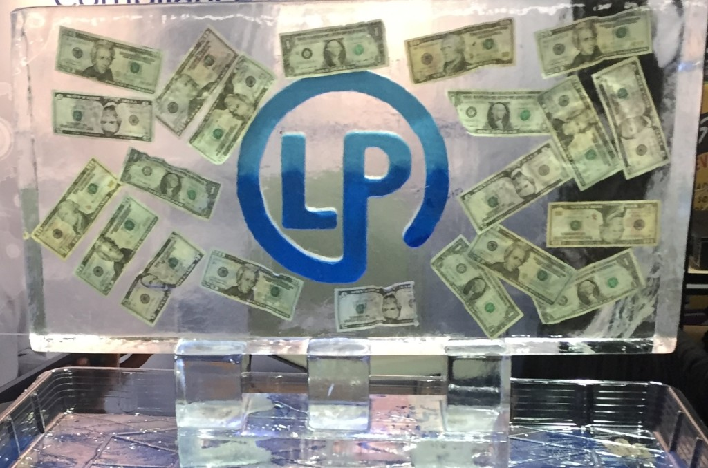 LP with Money Freeze-Ins