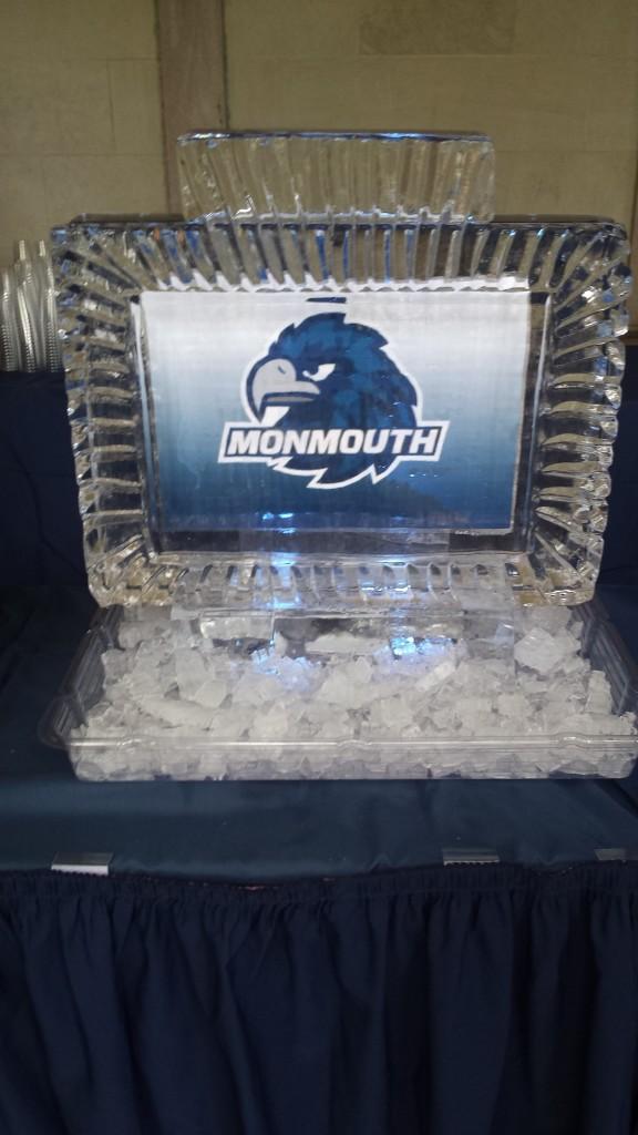 Monmouth Blue Jays Insert