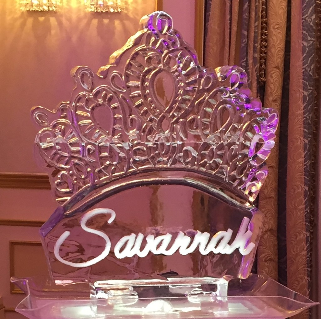 Queen Crown with Name