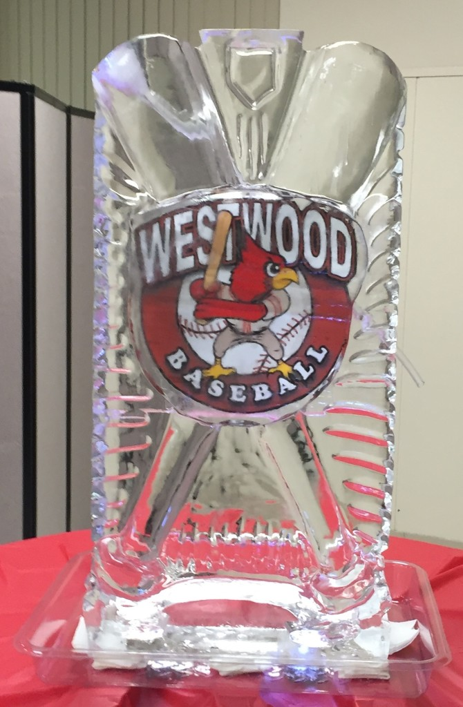 Westwood Baseball with Insert & Two Bats
