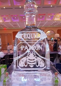 Patron Double Funnel Luge