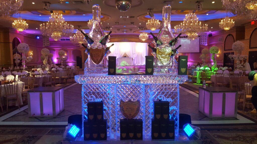 Dom Perignon Bar
