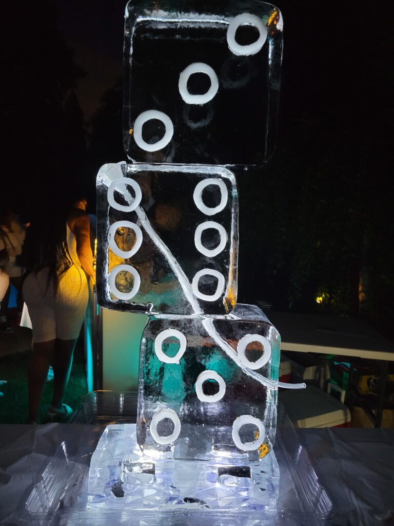Lucky Dice Funnel Luge